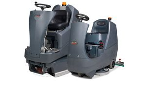 Numatic Ride-On Auto Scrubber Dryers