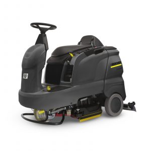 Direct Cleaning Solutions Karcher B 90 R Adv Bp Ride-on Scrubber Drier