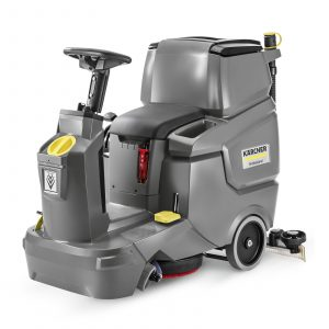Direct Cleaning Solutions Karcher BD 50-70 R Classic Ride-on Scrubber Drier
