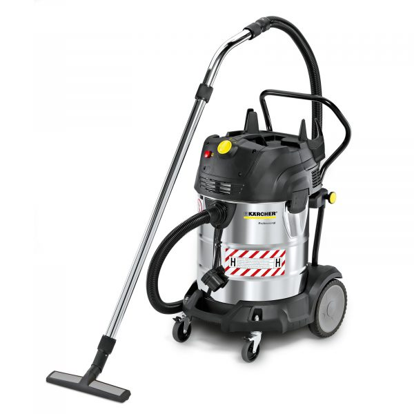 Direct Cleaning Solutions Karcher NT 75:1 Me Ec H Z22 Wet and Dry Vacuum Cleaner