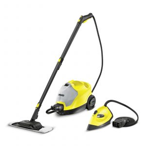 Direct Cleaning Solutions Karcher SC 4 Steam Cleaner and Iron Kit
