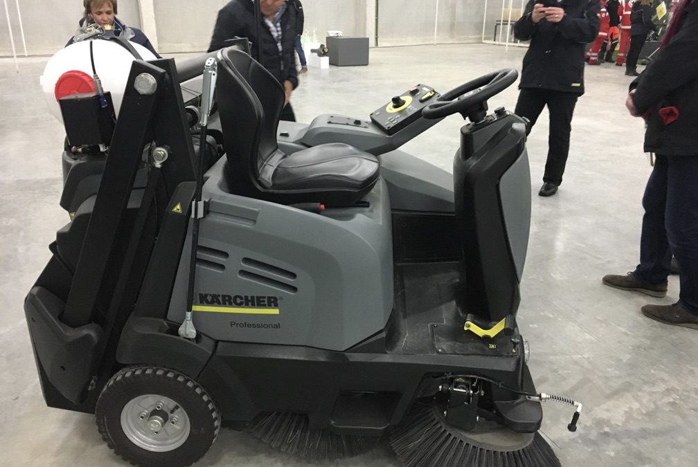 Direct Cleaning Solutions Visit The Karcher Factory In Germany