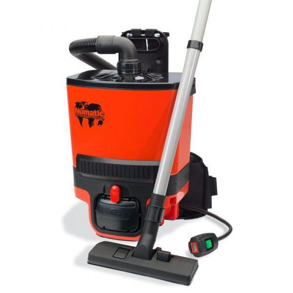 Numatic RSB140 Battery Back Pack Dry Vacuum