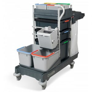 Numatic SCG1707 Janitorial Trolley