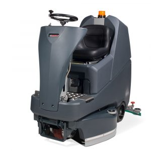 Numatic TTV678G Ride-On Scrubber Dryer
