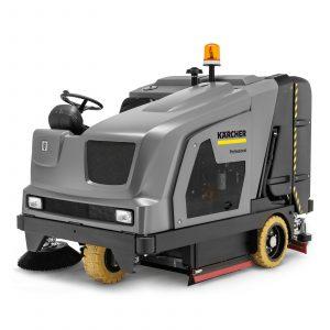 Karcher B 300 R I D Ride-on Scrubber Sweeper