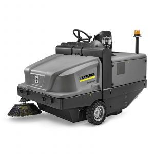 Karcher KM 120:250 R D Classic Industrial Sweeper