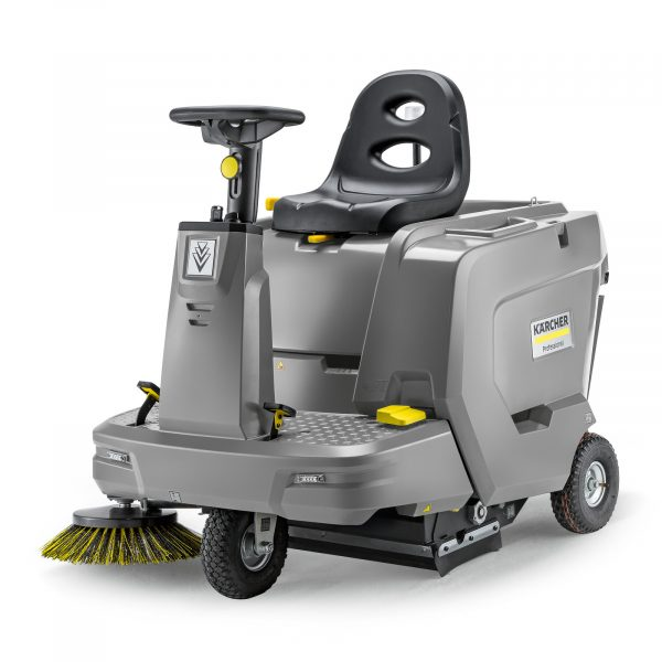 Karcher KM 85:50 R Bp Ride-on Sweeper