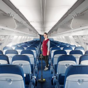 Aircraft Vacuum Cleaners