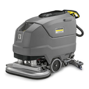 Direct Cleaning Solutions Karcher Professional Karcher BD 80:100 W Classic Bp Walk-Behind Scrubber Drier